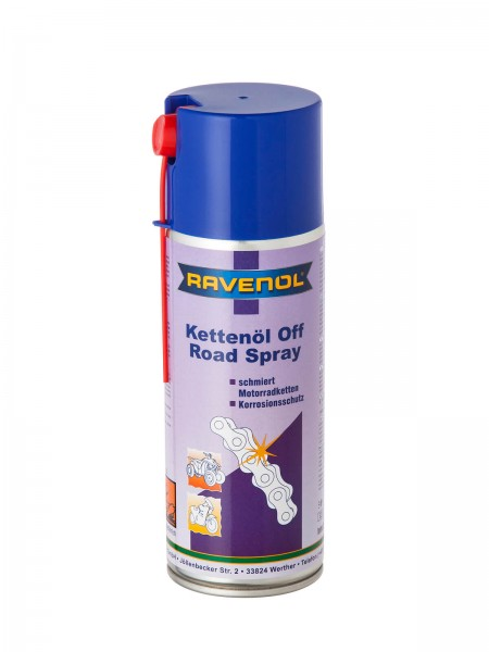 RAVENOL Kettenöl Off Road Spray
