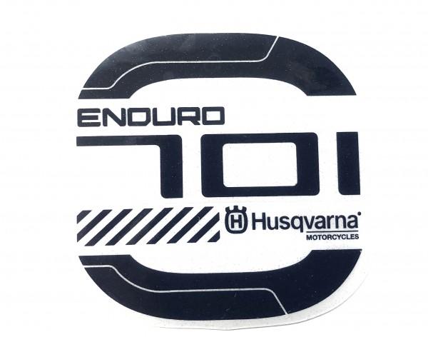 Husqvarna Aufkleber Kotflügel 701 Enduro