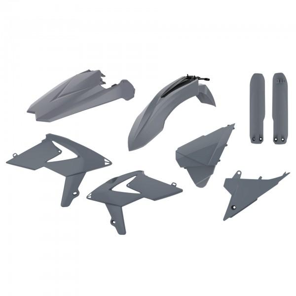 Plastik Full Kit Beta Nardo Grey