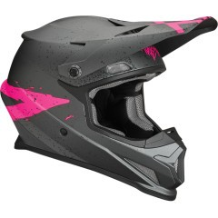 Thor Sector Hype S8S Charcoal Pink