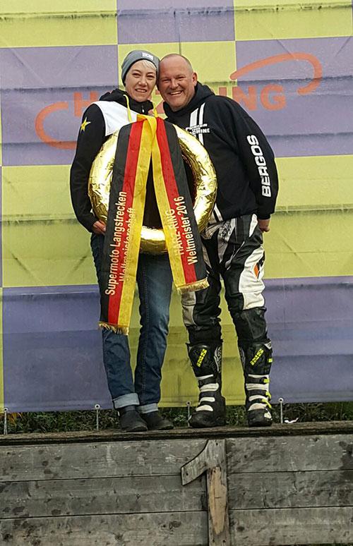 Axel und Britta Bergfeld