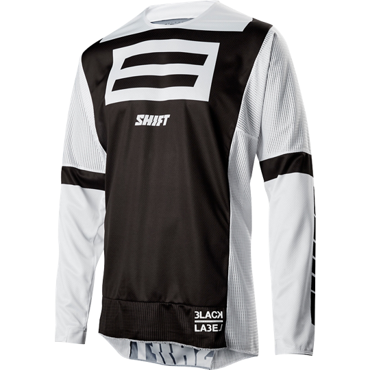 Shift Jersey 3Lack G.I. Fro 20Th Anniversary Black