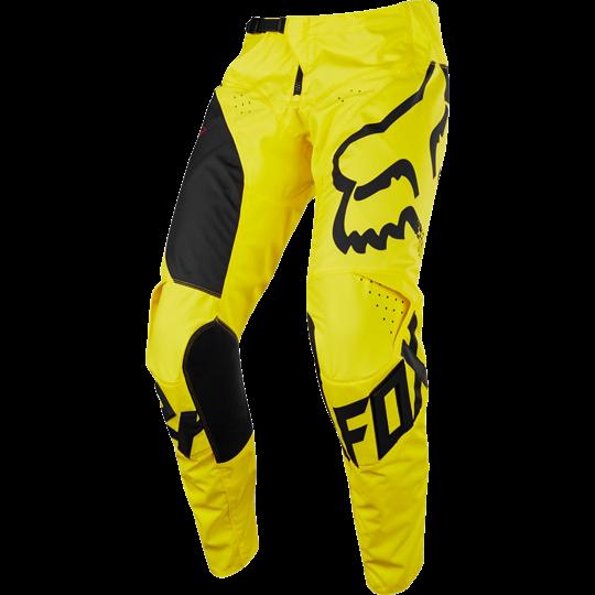 FOX Youth 180 Mastar Pant Yellow