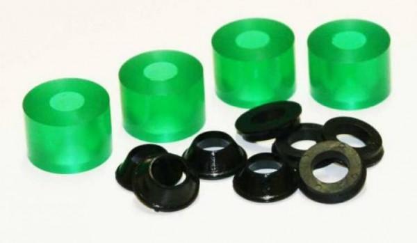 X-Trig Elastomere Kit grün / weich