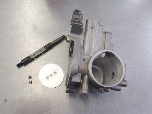 44 mm Tuning Einspritzung
