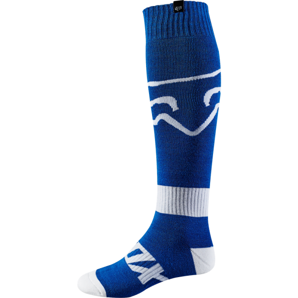 FOX Fri Thin Race Socks Blue