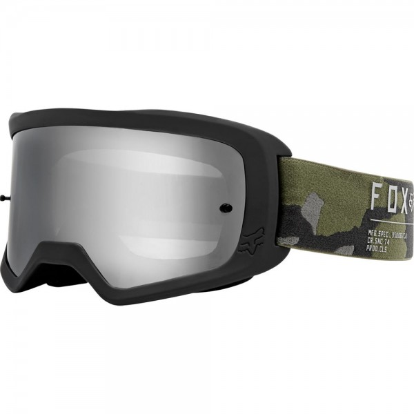 Fox Main Gain Goggle Spark Camo