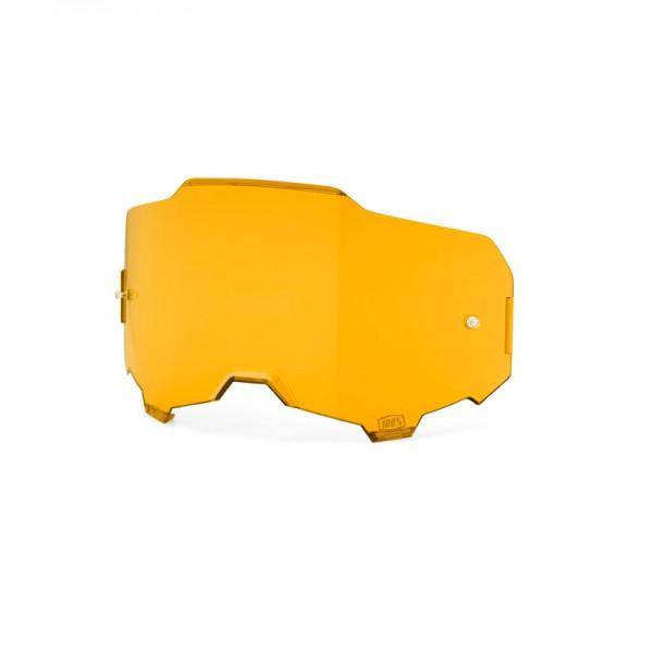 100% Ersatzvisier Armega perdimmon Orange