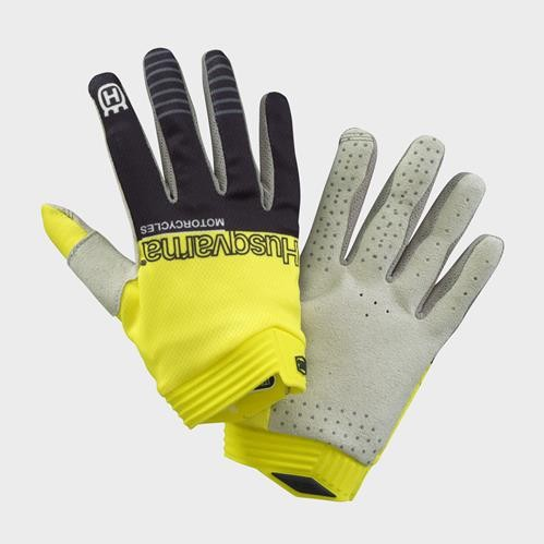 Husqvarna ITrack Railed Gloves Kids