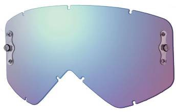 Smith Ersatzvisier Fuel v1 Brille blau verspiegelt