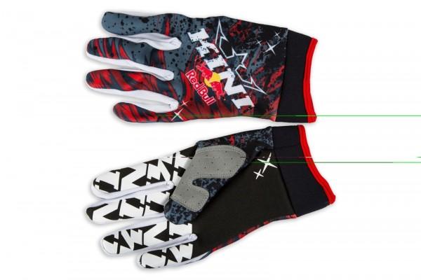 KINI RED BULL Revolution Glove Black-Red