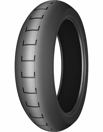 "Michelin ""Power Supermoto"" Slick hinten"