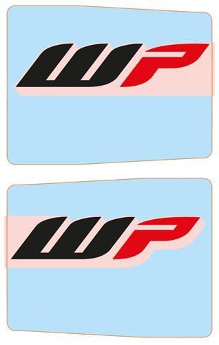 WP Gabelschutzaufkleber-Set