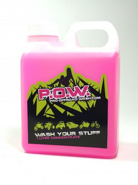 POW 1 Liter Reinigungsmittel-Konzentrat