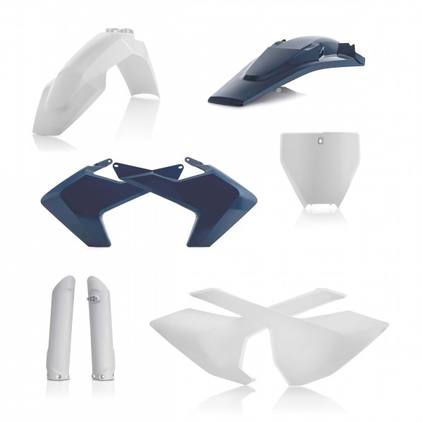Plastik Full Kit Husqvarna MX OEM17