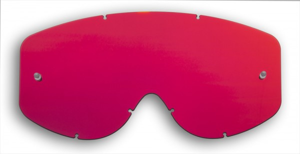 KINI RED BULL Replacement Lens Mirror Red