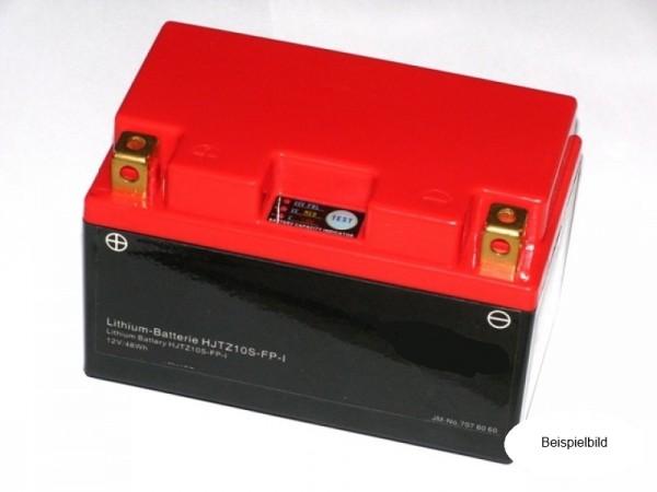 Lithium-Ionen Batterie für YTZ10S mit Ladezustandsanzeige