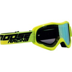 Moose Qualifier Goggle Lime