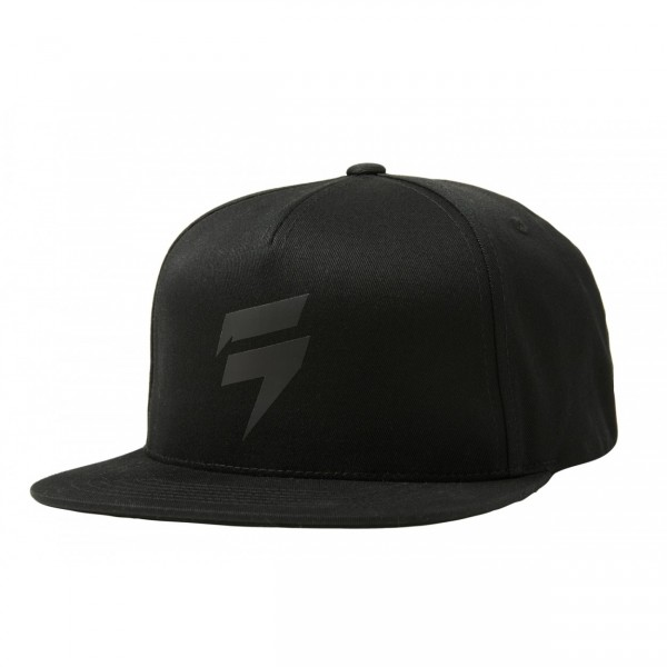 Shift Bolted Snapback Black