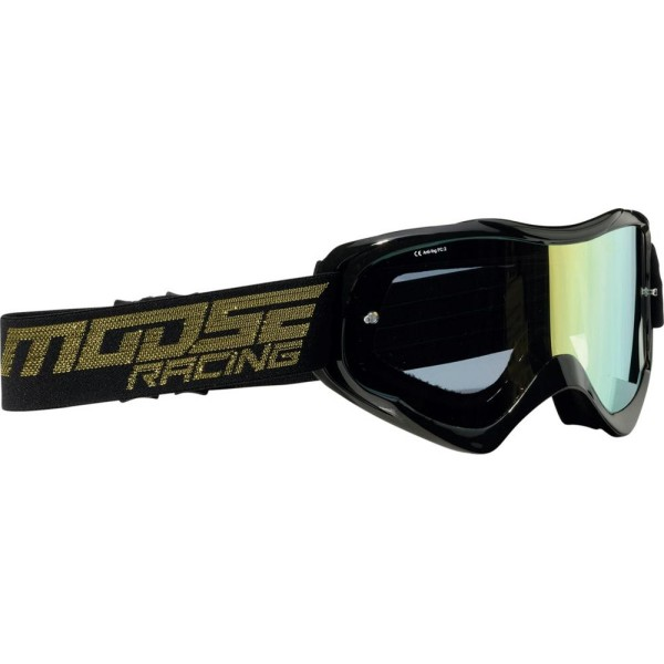 Moose Qualifier Goggle Black