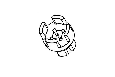 Husqvarna Nutmutternschlüssel