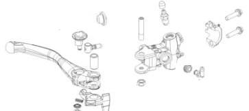 Brembo Radial-Bremspumpe