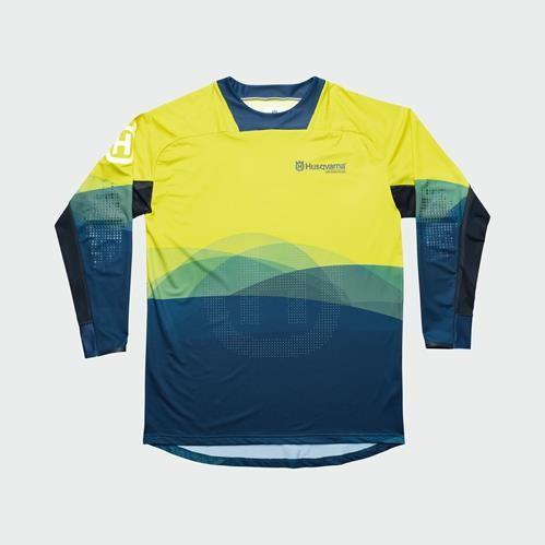 Husqvarna Gotland Shirt Yellow