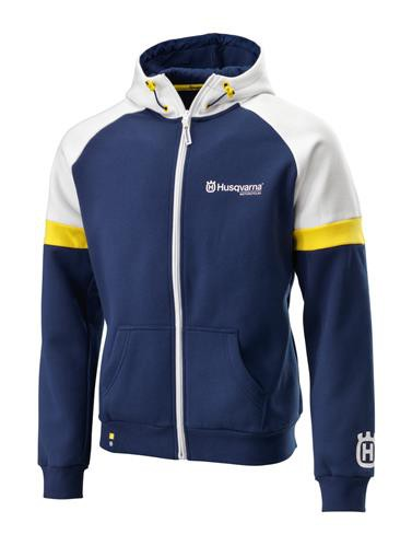 husqvarna team zip hoodie 2017 bergos racing. Black Bedroom Furniture Sets. Home Design Ideas