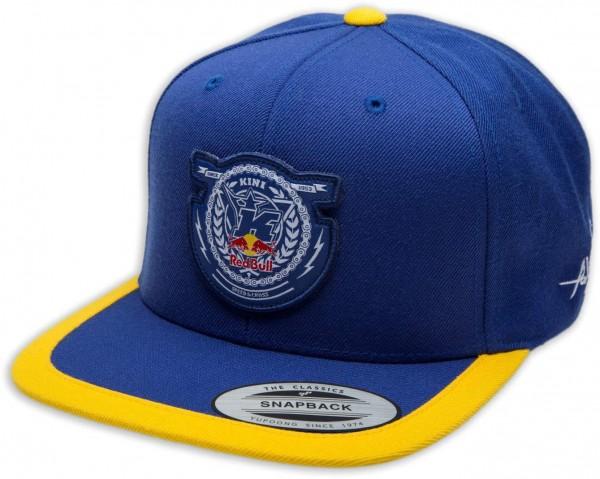 KINI RED BULL Crest Cap Navy/Yellow