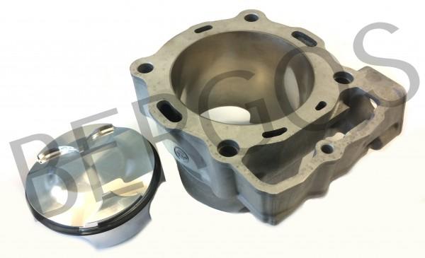 Zylinder / Kolben Husqvarna FS / FC 450 im Tausch