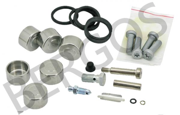 Beringer Reparatursatz für 6 Kolben Bremssattel