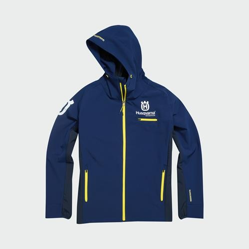 Husqvarna Replica Team Hardshell Jacket