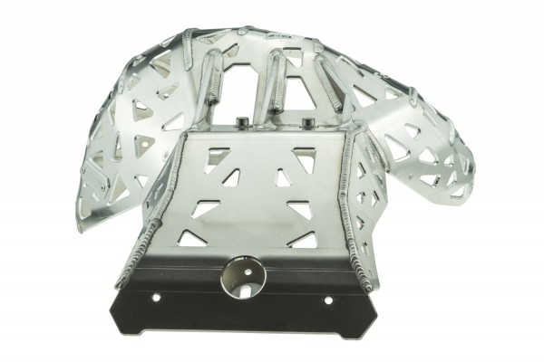 Motorschutz mit Krümmerschutz GasGas