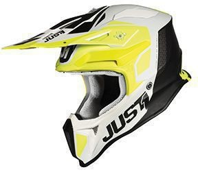Just1 J18 Pulsar Fluo Yellow-White-Black