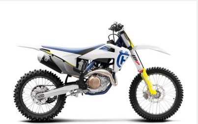 Husqvarna Model Bike FC 450/20
