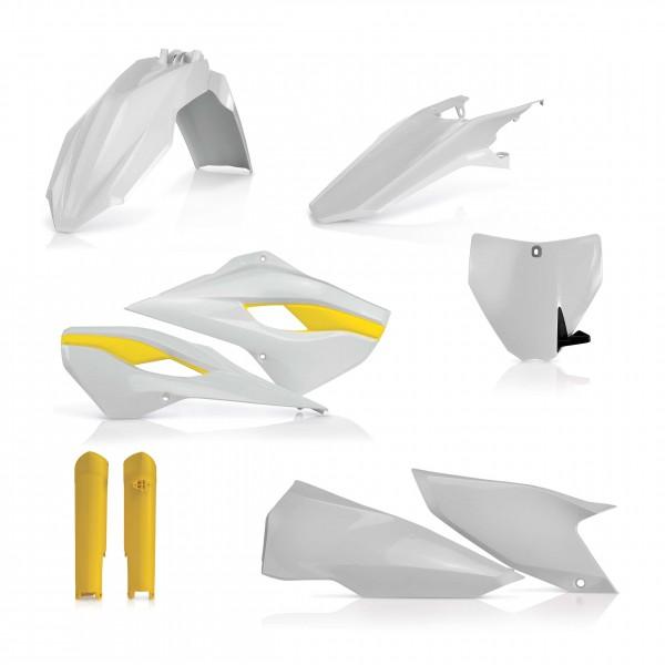 Plastik Full Kit Husqvarna Enduro OEM15