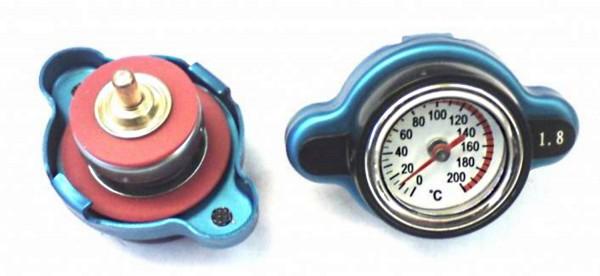 Kühlerdeckel mit Wasserthermometer KTM
