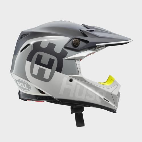 Husqvarna Moto 9 Flex Railed Helmet