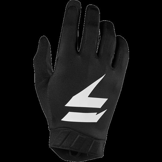 Shift 3Lack Air Glove Black White