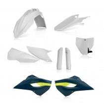 Plastik Full Kit Husqvarna Enduro OEM16