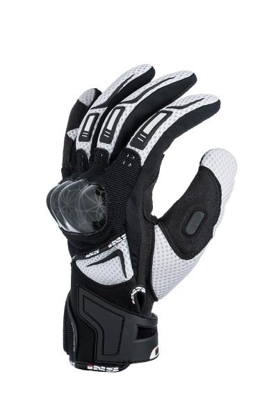 IXS X-Clinch Matador Glove White-Black