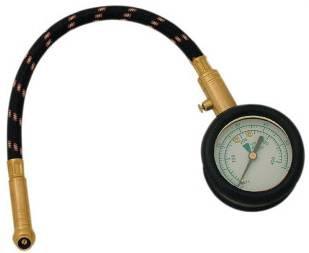 Luftdruckprüfer Analog