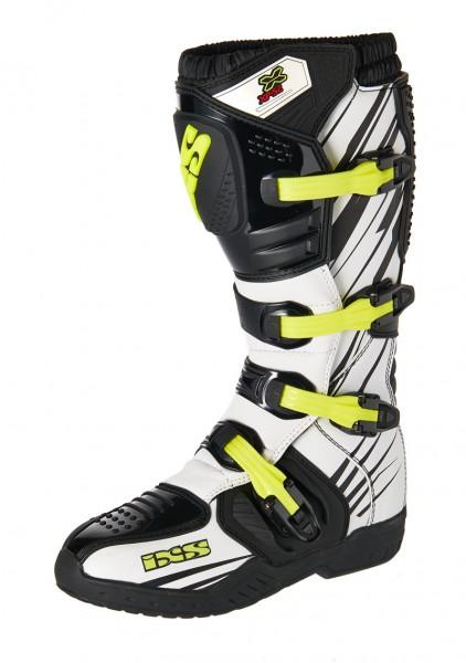 IXS Offroad-Stiefel XP-S2 weiß-schwarz