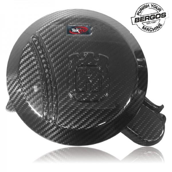 Carbon Kupplungsdeckel-Schutz 701