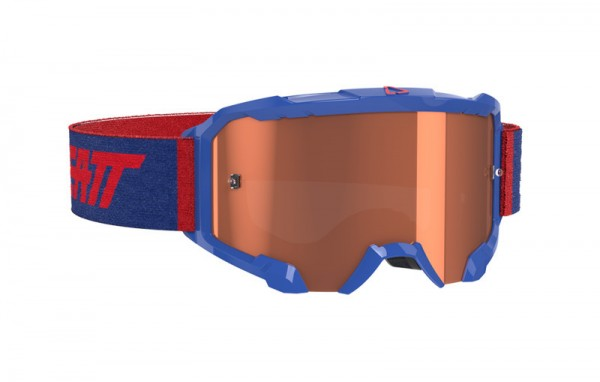 Leatt Goggle Velocity 4.5 Blue-Red