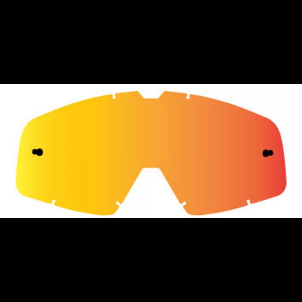 Fox Airspace/ Main II Lexan Lenses - Chrome Orange