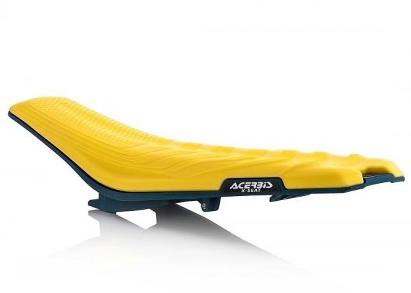 Acerbis Sitzbank X-Seat Soft Husqvarna Gelb