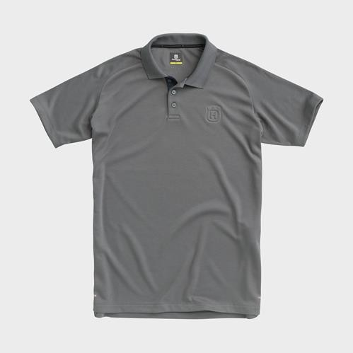 Husqvarna Origin Polo Grey