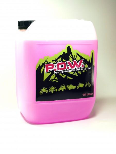 POW 10 Liter Reinigungsmittel-Konzentrat