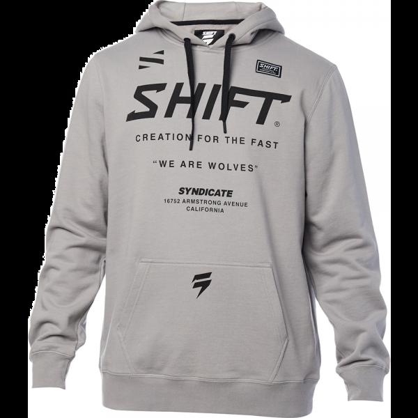 Shift Muse Hoodie Fleece Stealth Grey